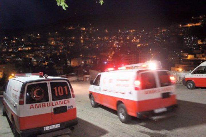 نابلس:رجل يحرق زوجته بالماء الساخن في مخيم الفارعة