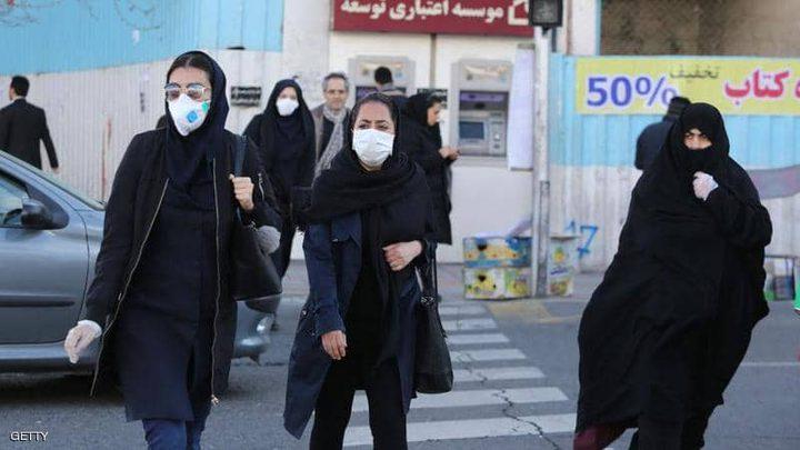 إيران تعلن عن  أول إصابة بفيروس كورونا المتحور