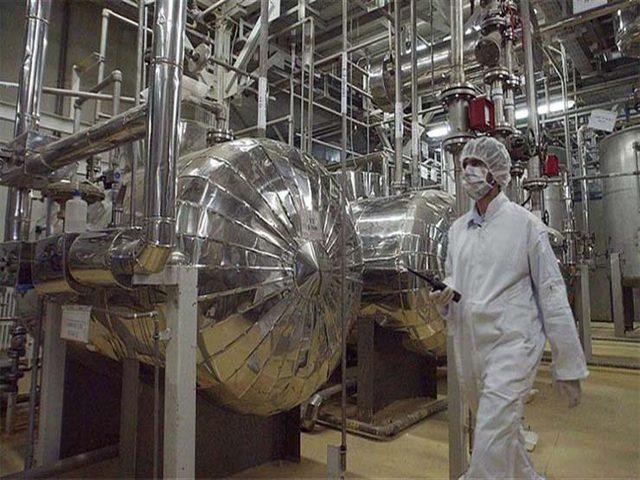 إيران: ننتج شهريا 9 كلغ من اليورانيوم المخصب بنسبة 20%