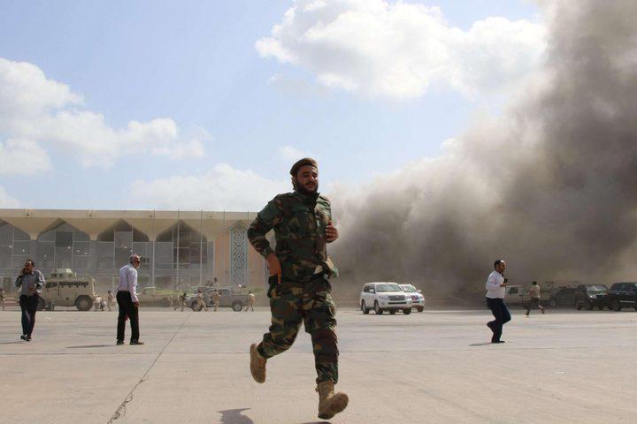 ارتفاع حصيلة ضحايا الهجوم الذي استهدف مطار عدن