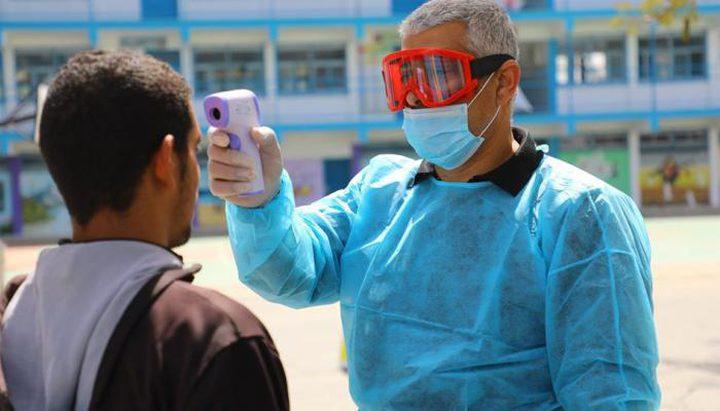 صحة غزة: 6 حالات وفاة و396 إصابة جديدة بفيروس كورونا