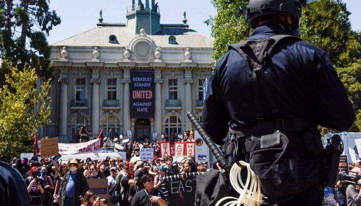 تعزيزات إضافية إلى مبنى الكابيتول للسيطرة على العنف