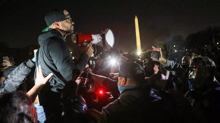 CNN: بلاغات بوجود عبوات ناسفة في واشنطن