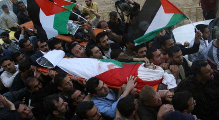 في يوم الشهيد الفلسطيني...100 ألف شهيد ارتقوا منذ النكبة