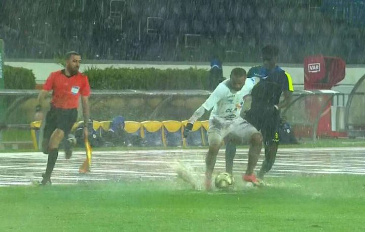 الرجاء المغربي يودع دوري أبطال إفريقيا بعد خسارته