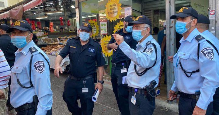 شرطة الاحتلال تستعد لتشديد الإغلاق الشامل مساء اليوم