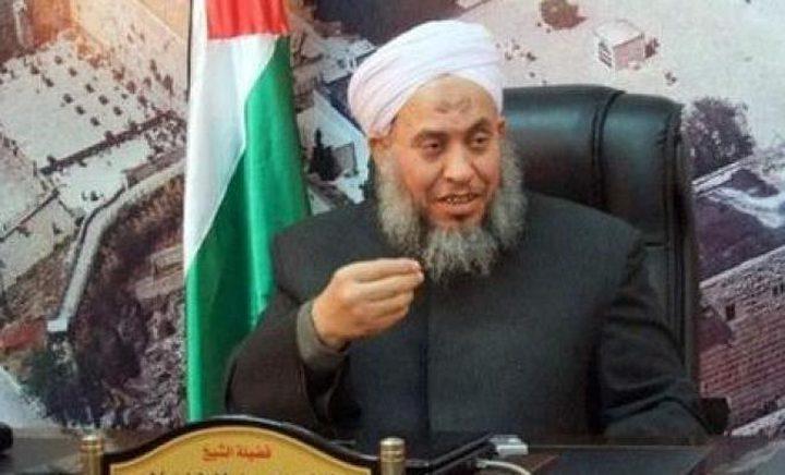 الرئيس عباس يعزي بوفاة الشيخ ياسين الأسطل