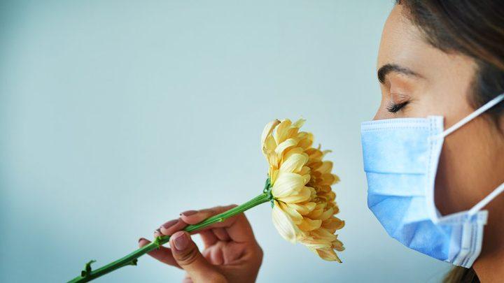 تحديد الفترة اللازمة لعودة حاسة الشم بعد الإصابة بكورونا