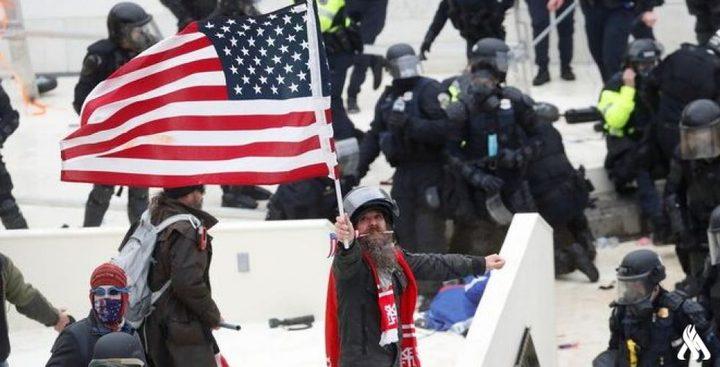 مقتل 4 أشخاص خلال احتجاجات الليلة الماضية في واشنطن