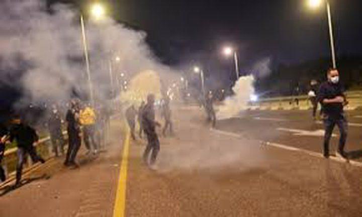 إضراب في بلدة كفر قرع إثر جريمة قتل الشاب مصاروة