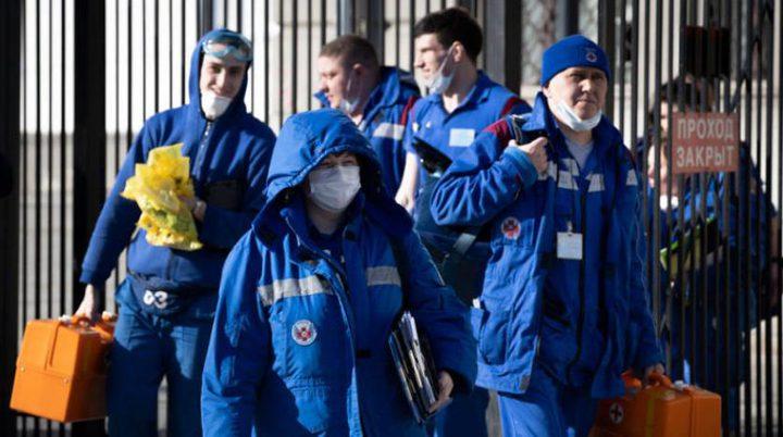 روسيا تسجل 506 وفاة بكورونا خلال ال24 ساعة الماضية