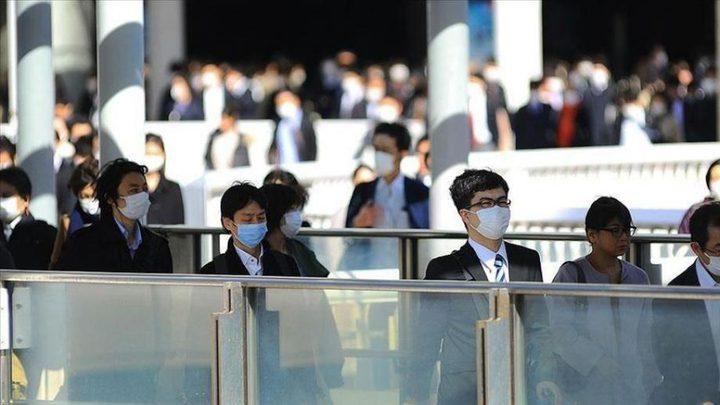 اليابان تعلن حالة الطوارئ في العاصمة طوكيو بسبب كورونا