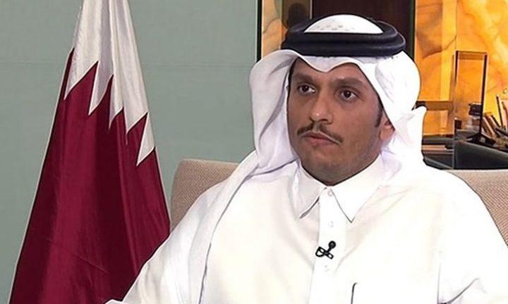 """قطر: التطبيع مع """"إسرائيل"""" قرار سيادي لكل دولة"""