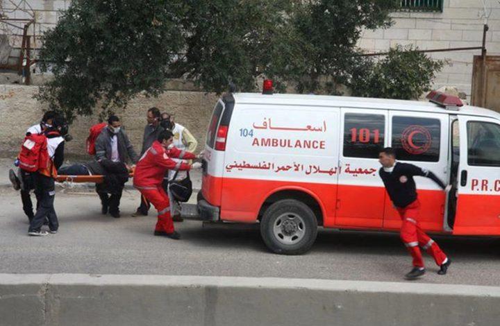 إصابة فتى بانفجار جسم مشبوه من مخلفات الاحتلال بمسافر يطا