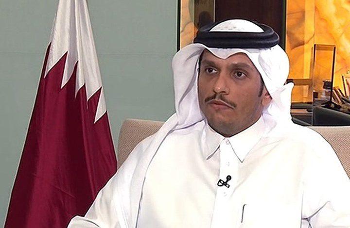 قطر :قرار تطبيع العلاقات مع إسرائيل قرار سيادي يخص كل دولة