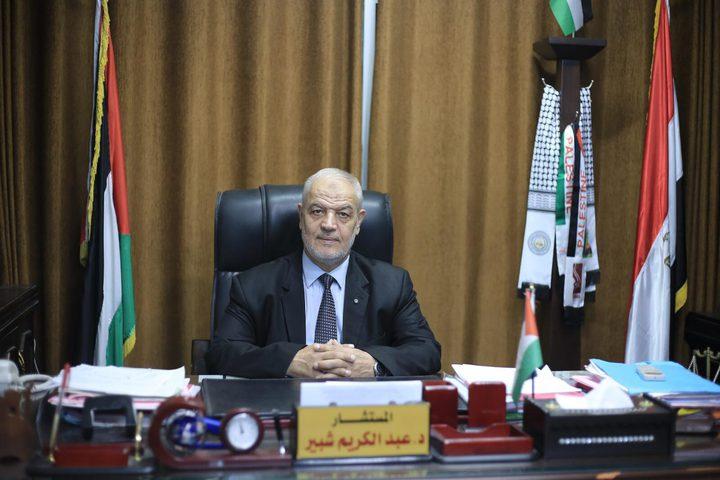 الموت يغيب علم من أعلام فلسطين وخبيرها في القانون الدولي