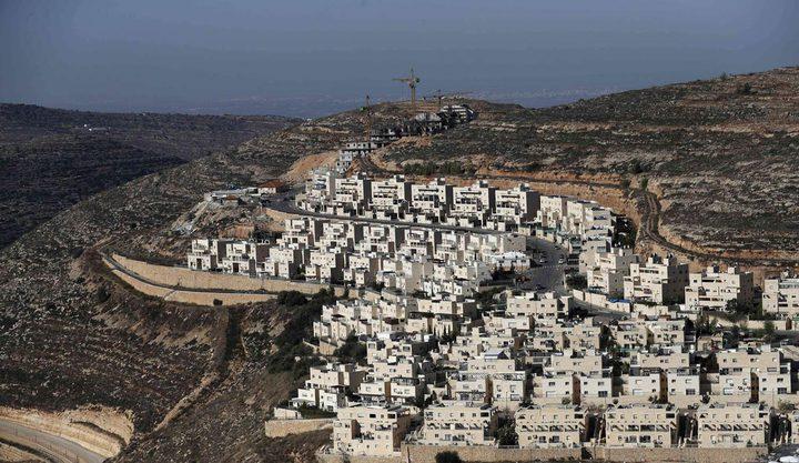 تقرير: حكومة الاحتلال تواصل فرض المزيد من مخططاته الاستيطانية