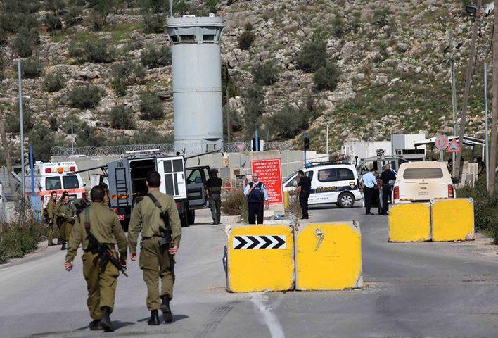 """اغلاق حاجز """"دوتان"""" العسكري وتعزيز لقوات الاحتلال جنوب غرب جنين"""