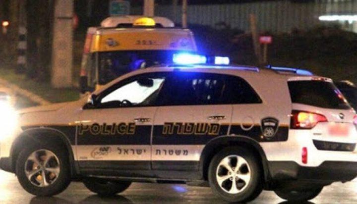 شرطة الاحتلال تعتدي على مسيرة ضد العنف والجريمة في أم الفحم