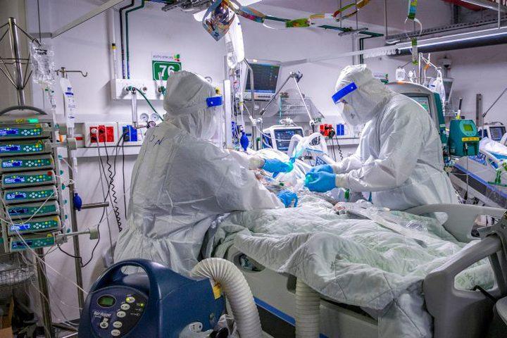 """5030 إصابة جديدة بفيروس """"كورونا"""" في إسرائيل خلال 24 ساعة"""