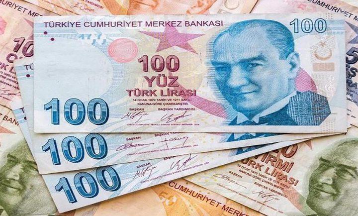الليرة التركية تتراجع بأكثر من 2%