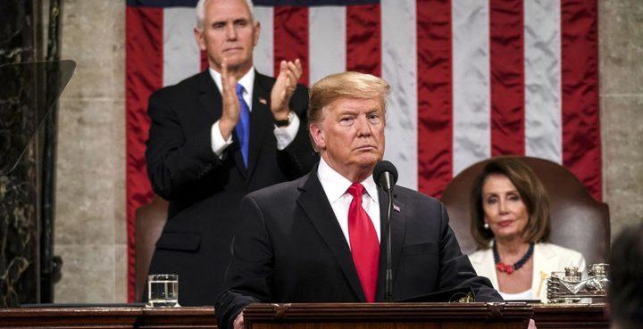 مجلس النواب الأمريكي يصوّت على دعوة بنس لعزل ترامب