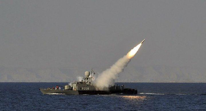 الجيش الايراني يعتزم اجراء مناورات صاروخية في بحر عمان