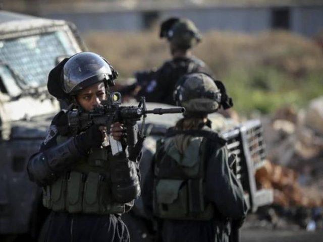 طولكرم: اصابة عامل برصاص الاحتلال قرب بوابة فرعون