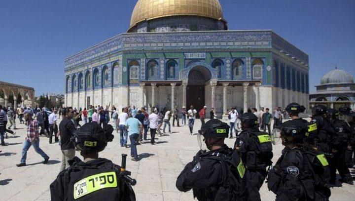 الخارجية تطالب مجلس الأمن بوقف جرائم الاحتلال بحق الأقصى