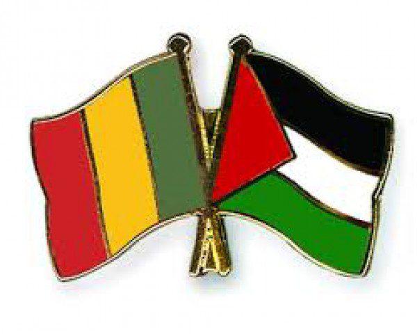 جمهورية مالي تؤكد موقفها الثابت تجاه القضية الفلسطينية