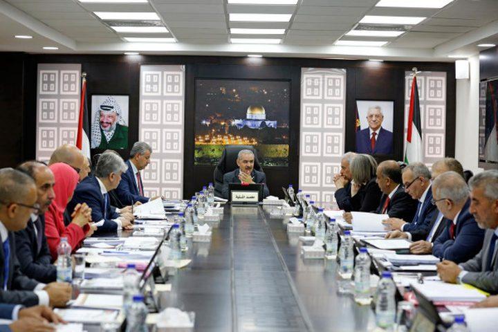 الحكومة تطالب بالضغط على الاحتلال لمشاركة القدس بالانتخابات