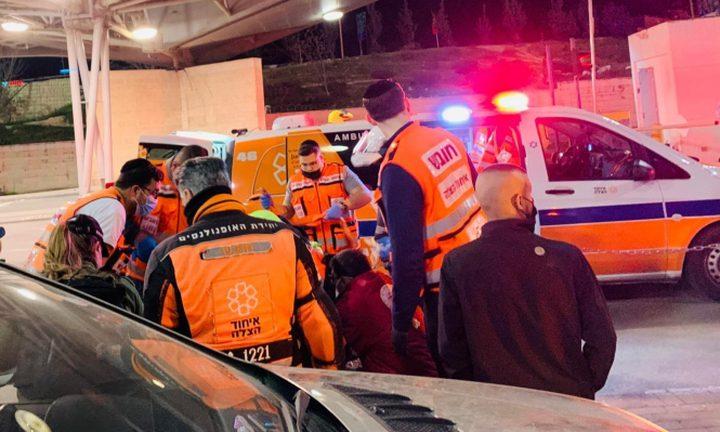 إصابة خطيرة لشاب في جريمة إطلاق نار بمخيم شعفاط