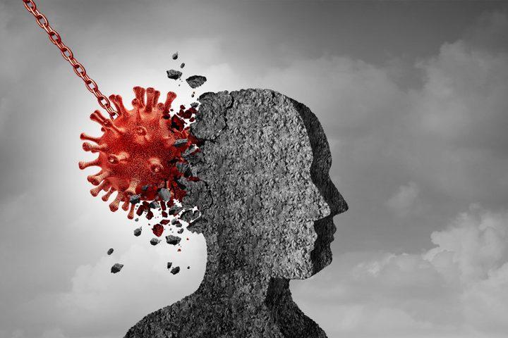 دراسة: كورونا يتسبب بتدمير الدماغ والإصابة بالسكتات الدماغية