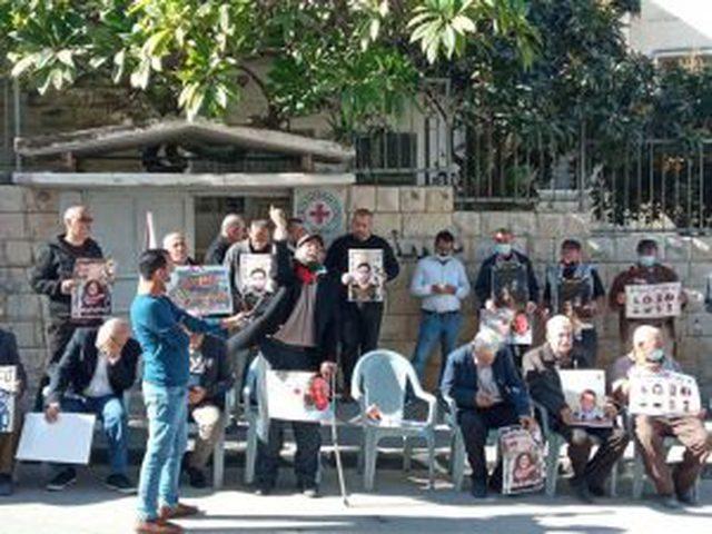 ذوو الأسرى يحمّلون الاحتلال المسؤولية عن حياة أبنائهم في طولكرم