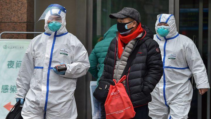 الصين: عزل أكثر من 20 ألف شخص في مراكز صحية بسبب كورونا