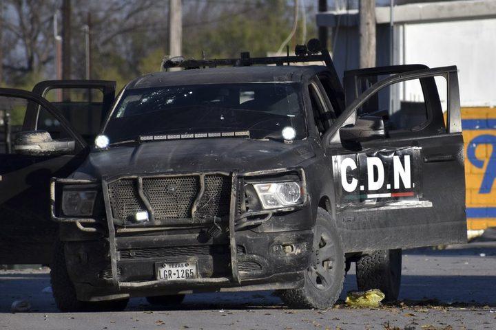 10 قتلى في اشتباك مسلح في مكسيكو بينهم شرطي