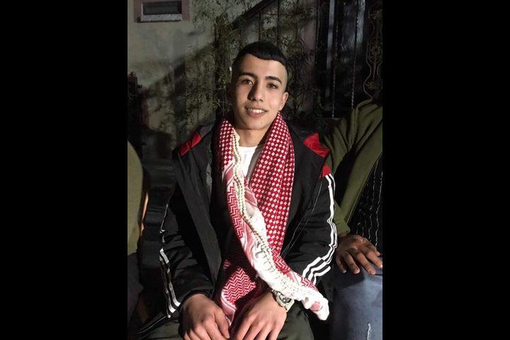سلطات الاحتلال تفرج عن طفل من يعبد بعد قضاء 18 شهرا