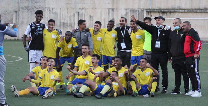 مركز طولكرم يفوز على جنين ويتأهل لنهائي دوري الشباب المركزي