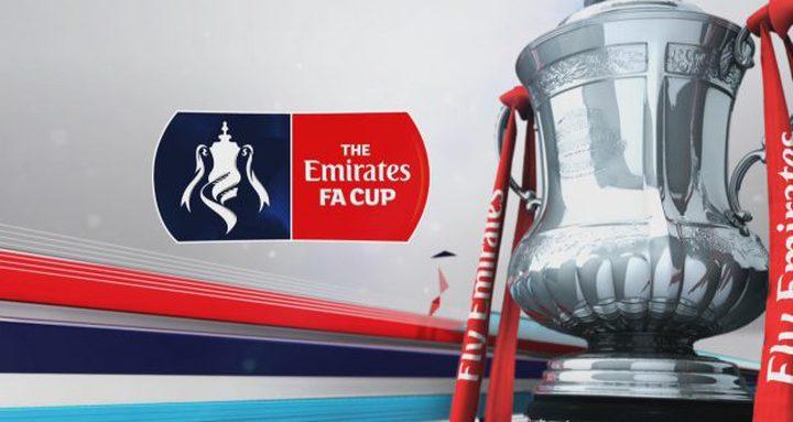 نهائي بين مبكر في كأس الإتحاد الانجليزي لكرة القدم