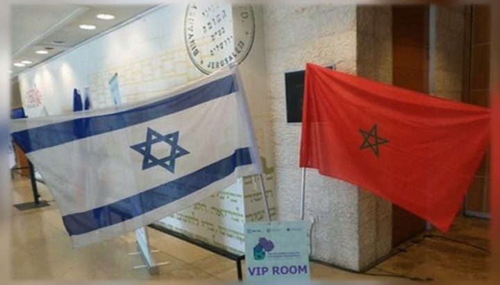 دولة الاحتلال تعيد فتح مقر بعثتها في المغرب