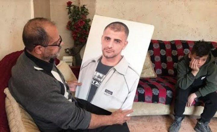 الأسير حسين مسالمة يدخل في حالة صحية حرجة