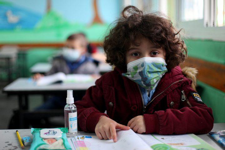 استئناف الدراسة في المدارس الحكومية بغزة بشكل جزئي للمرحلة الابتدائية