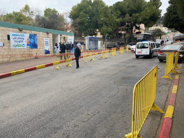 أهالي الناصرة يتظاهرون ضد زيارة رئيس حكومة الاحتلال