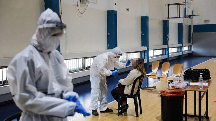 أكثر من 9 آلاف إصابة جديدة بفيروس كورونا في دولة الاحتلال