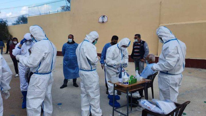 مستشفى الهمشري يستكمل اجراء فحوصات PCR في مخيمات جنوب لبنان