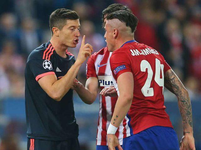 مانشستر يونايتد يجدد اهتمامه بنجم أتلتيكو مدريد