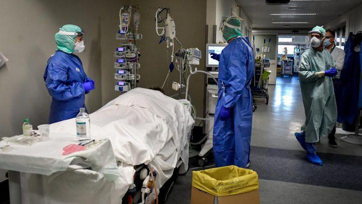الأردن تسجل  16 وفاة و1075 إصابة جديدة بفيروس كورونا