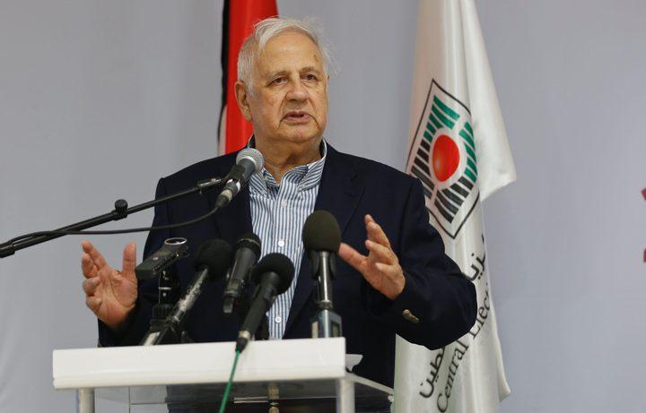 حنا ناصر:الانتخابات المقبلة ستكون نزيهة وشفافة