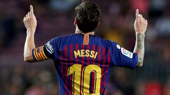 ميسي يثلج صدور جماهير برشلونة في كأس السوبر الإسباني