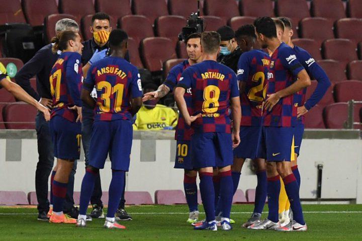 13 لاعبًا يحلمون بلقبهم الأول مع برشلونة